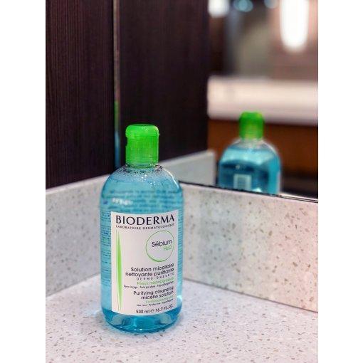 毫無負擔的卸妝神器🧖🏻♀️貝德瑪綠瓶卸妝水💦