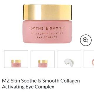 MZ SKIN,MZ Skin Soothe & Smooth Collagen Activating Eye Complex | SkinStore