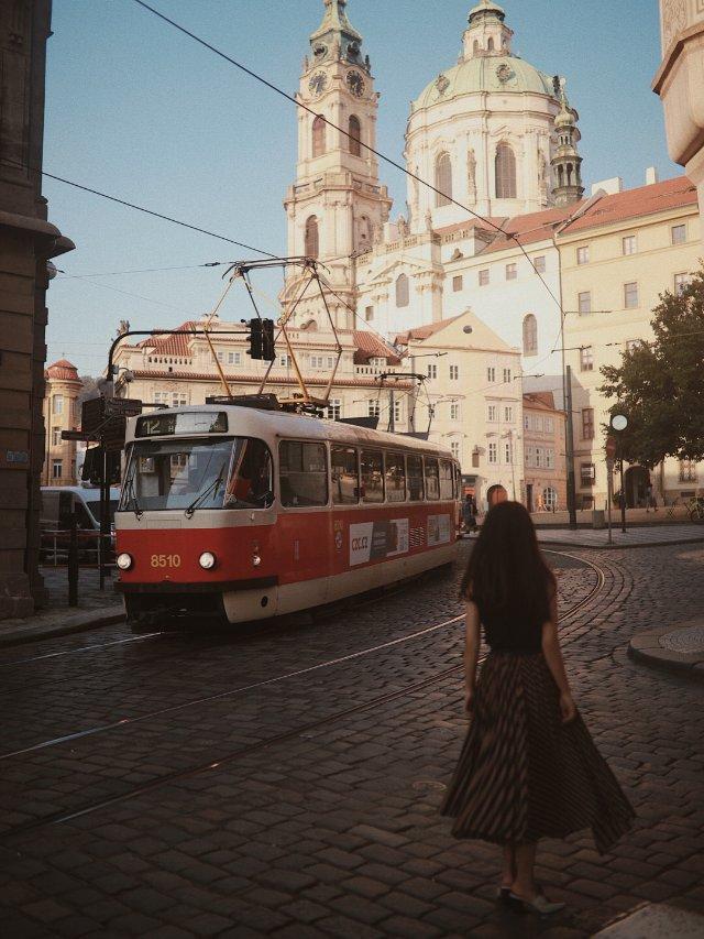 喜欢的布拉格街景➕一点心得❤️祝大...