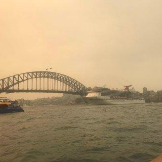 12月的悉尼
