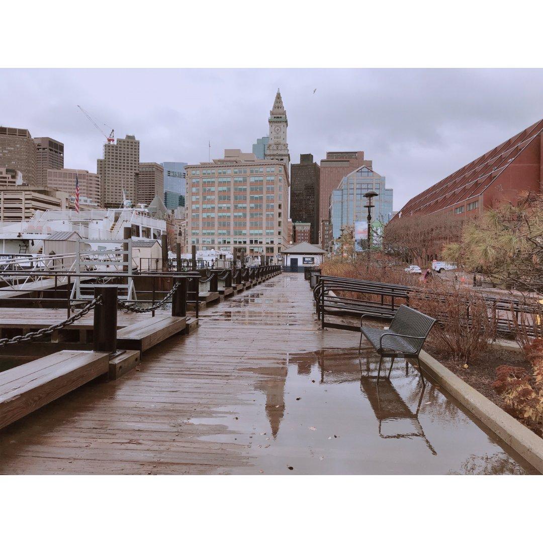 感恩节 波士顿的天气情况☁️