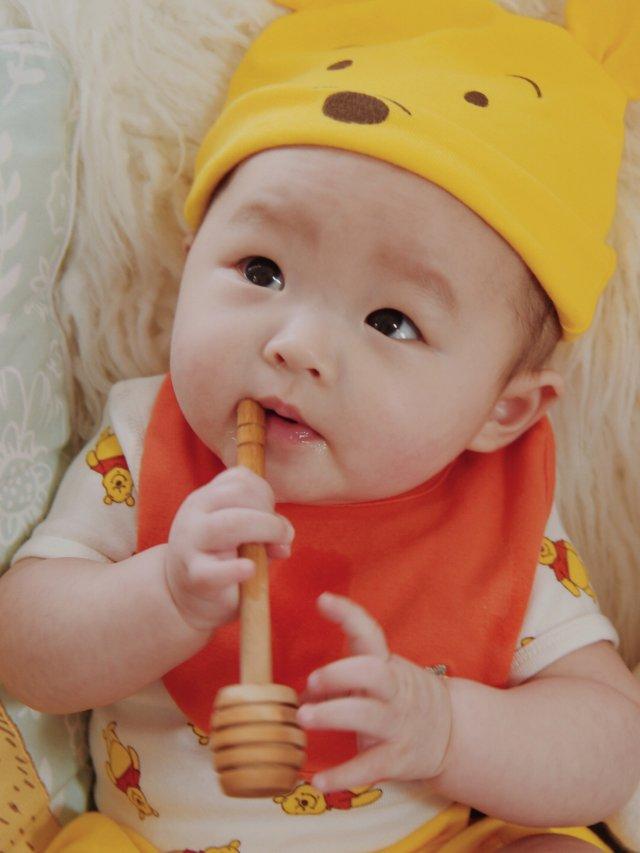 优衣库的宝宝套装也太可爱了吧!分享...