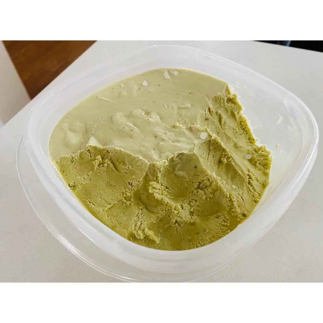 美食 抹茶冰淇淋(食谱)