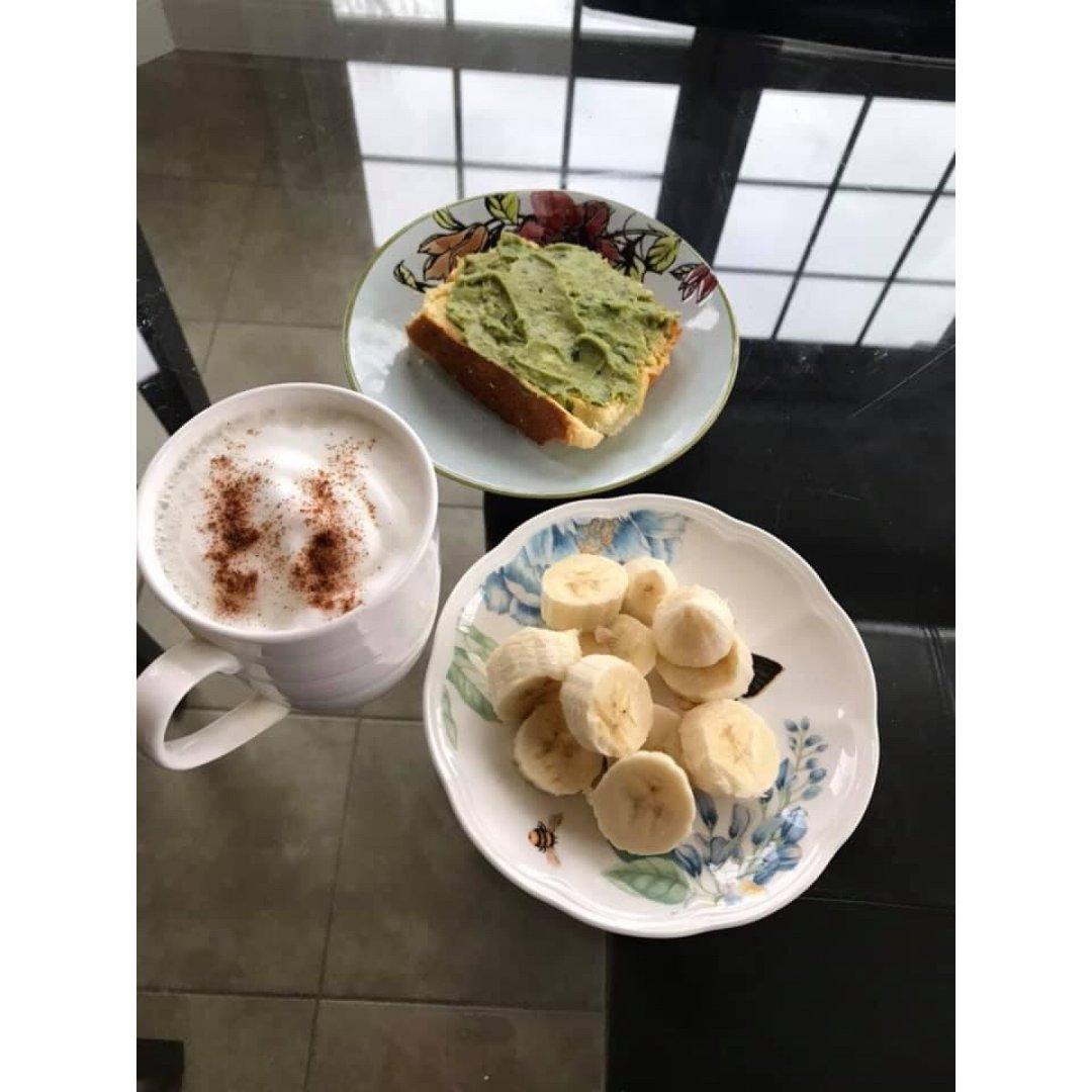 早餐时间啦