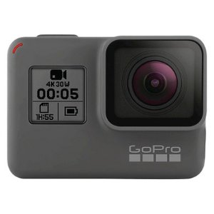 $249.99 + Free $35 Gift CardGoPro HERO5 Black Waterproof 4K Action Camera