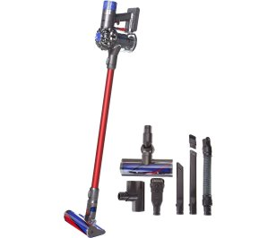 $279Dyson V6 Absolute Pro Cordfree Vacuum w/ HEPA Filter & Fluffy Head