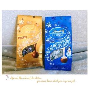 Lindor 软心白巧克力 60粒