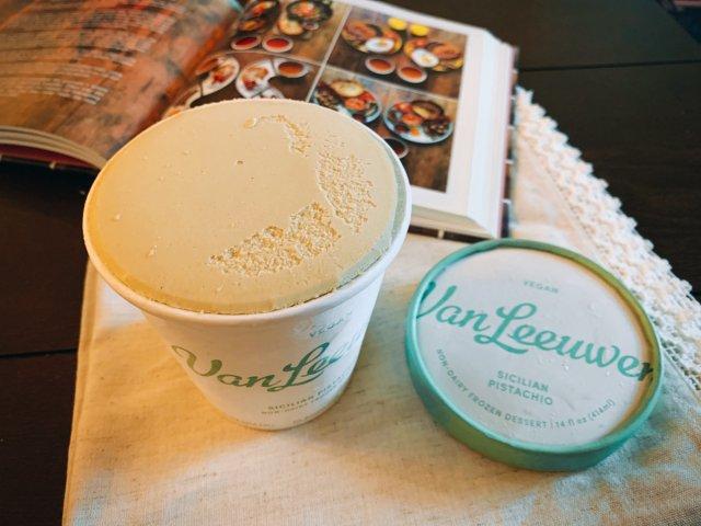 【素食甜品】Van Leeuwen...