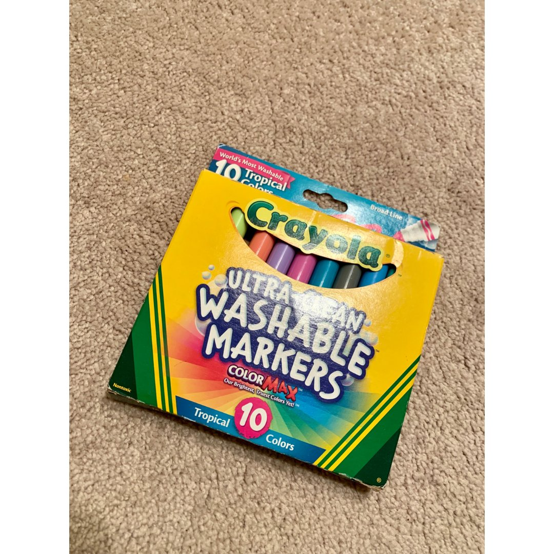 Crayola水彩笔