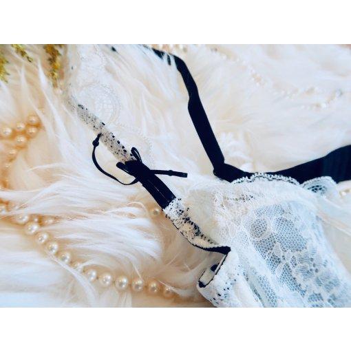 Eve's Temptation性感蕾丝内衣穿出你的法式浪漫