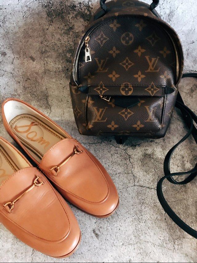 包包鞋子一个色-沉稳棕