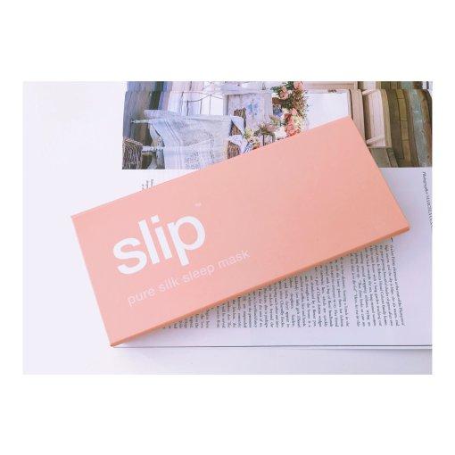 提升幸福感指数的小物の Slip真丝眼罩