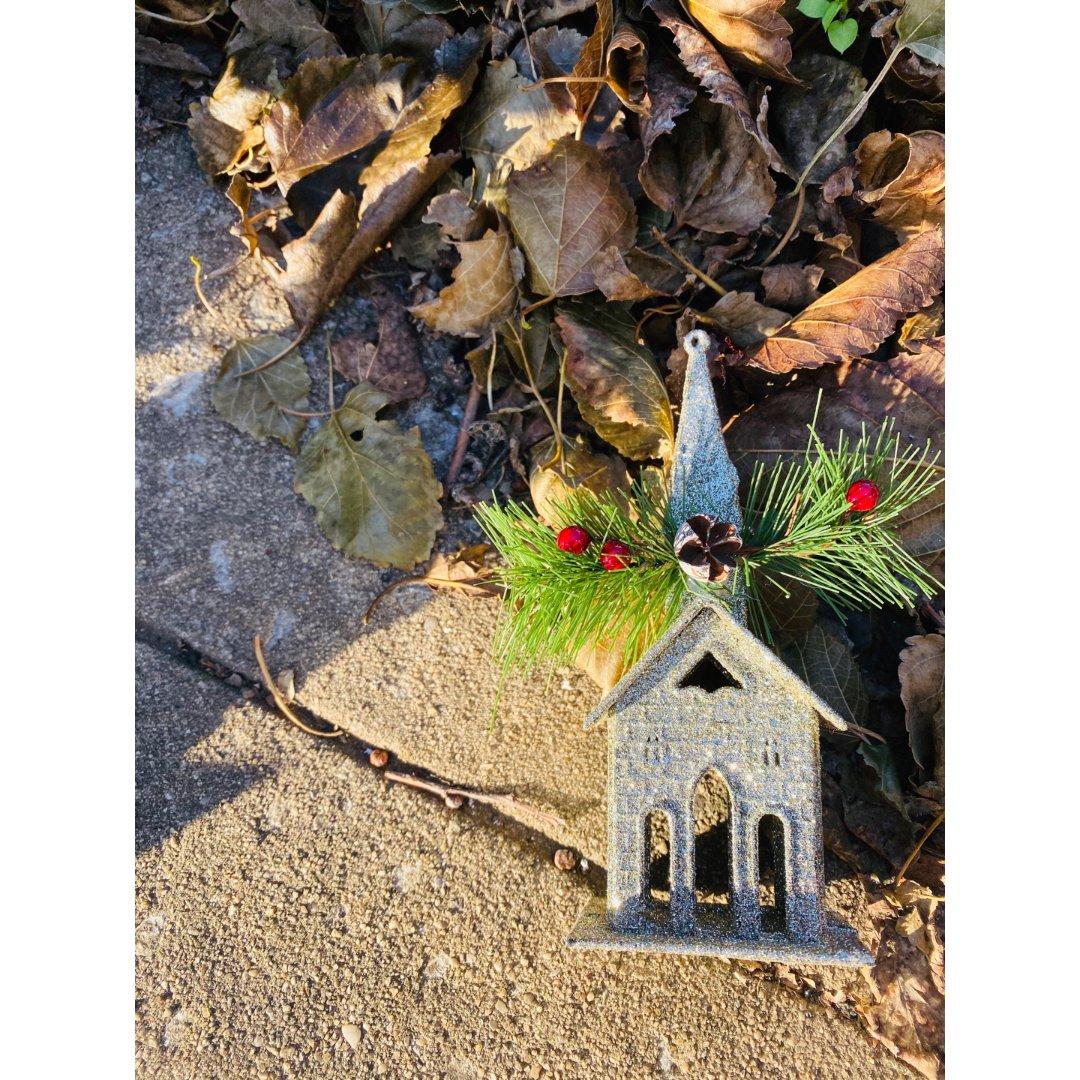 dollar tree圣诞树挂件