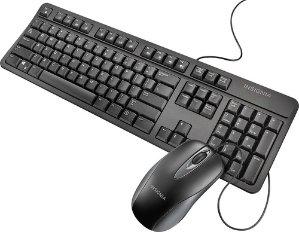 $6.99Insigni USB Keyboard and Optical Mouse - Black