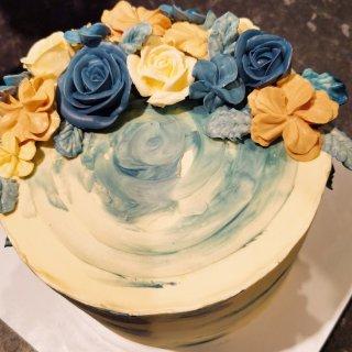 奶油霜蛋糕🍰