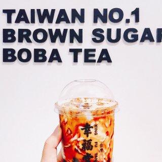 伦敦美食|全球第一的黑糖珍珠奶茶...