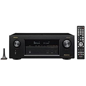 $398.00Yamaha RX-V683BL 7.2-Channel MusicCast AV Receiver with Bluetooth