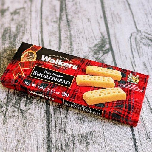 Walkers shortbread黄油饼干🍪,好次!