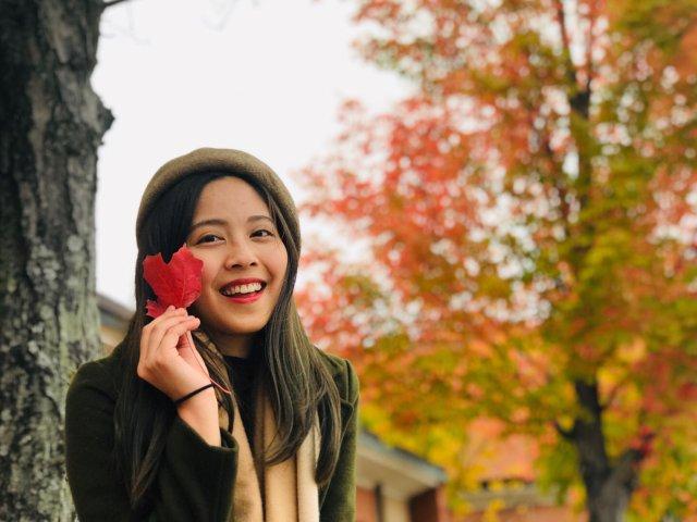 换季最美的风景-美东枫红追起来🍁