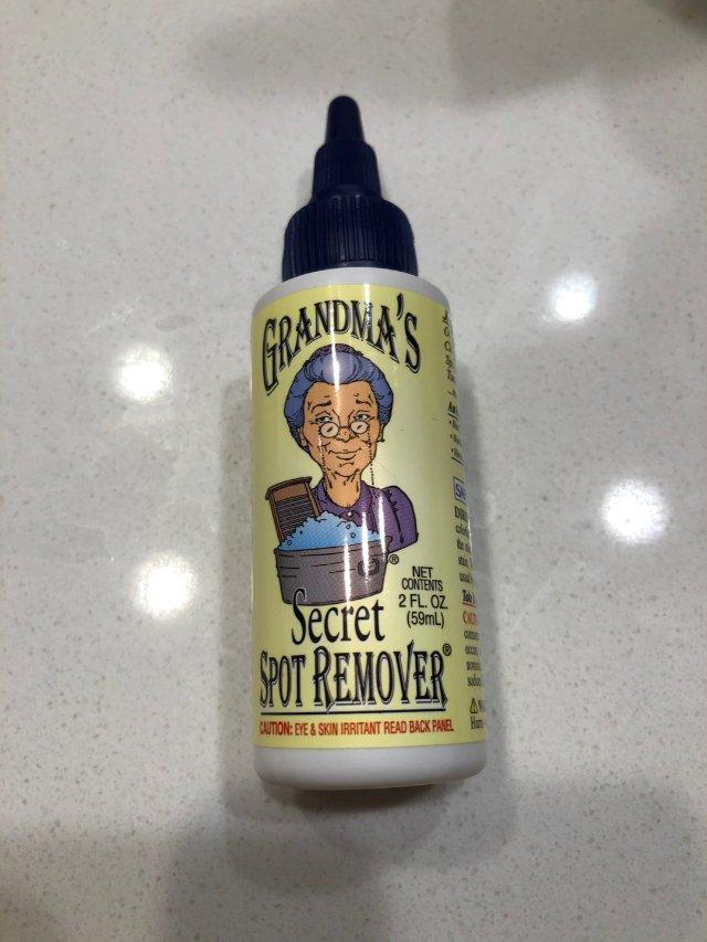 斑斑点点克星-Grandma's ...