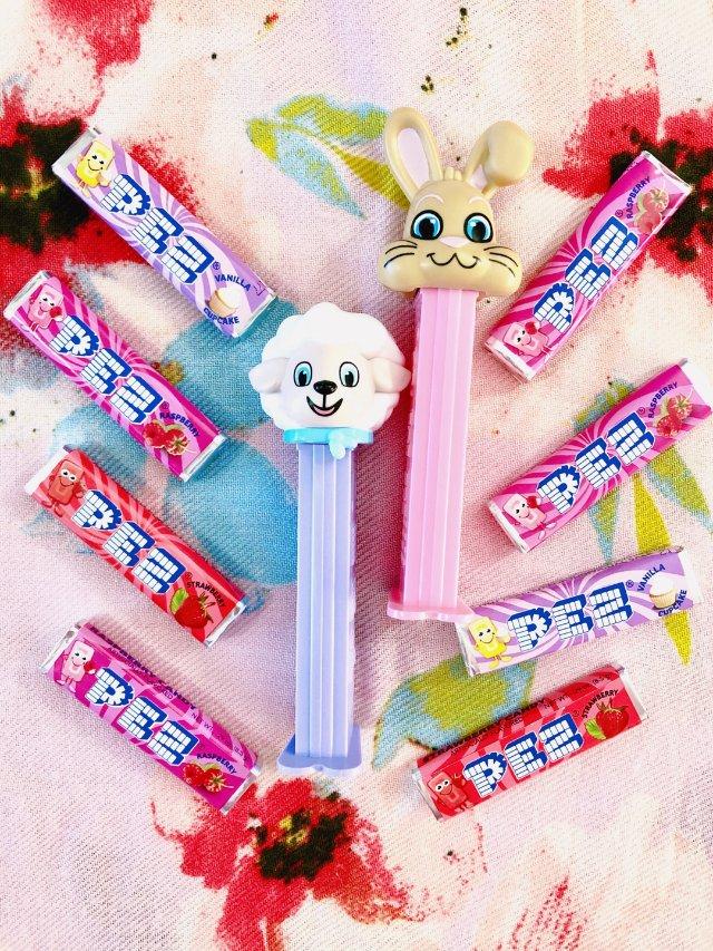 PEZ  玩具+水果糖