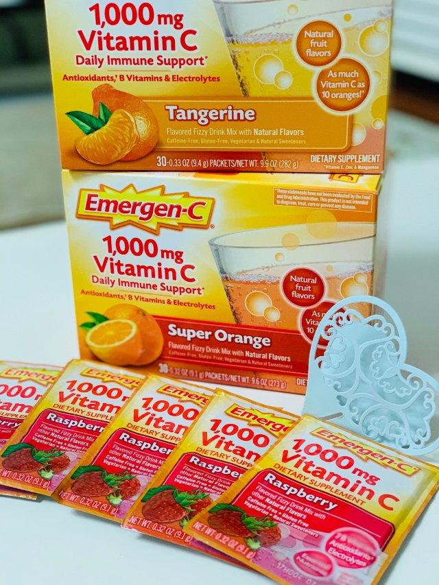Emergen-C 天然維生素C保健飲品