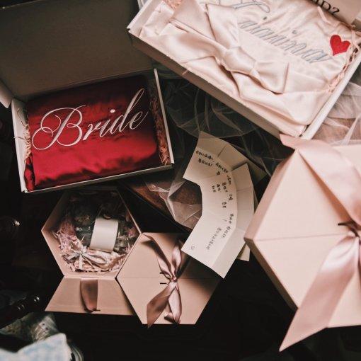 我的婚礼系列 | 伴娘伴手礼 🎁 Inspiration