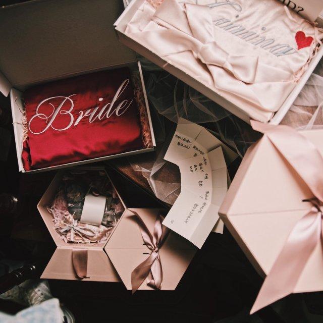 我的婚礼系列 | 伴娘伴手礼 🎁 ...