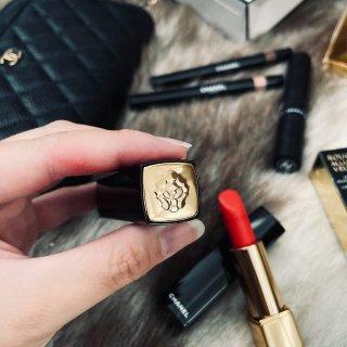 Chanel Beauty,Chanel 香奈儿,ROUGE ALLURE VELVET LE LION DE CHANEL Th