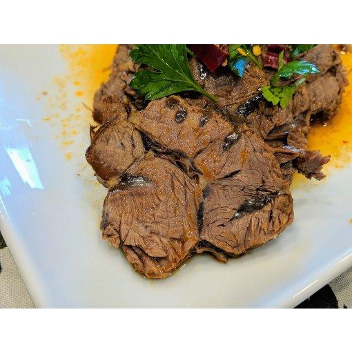 #Instant Pot食谱| 好吃又简单的滷牛腱上菜