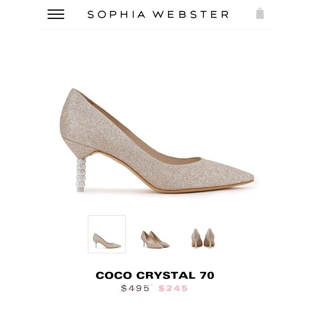 Sophia Webster官网美鞋五折...