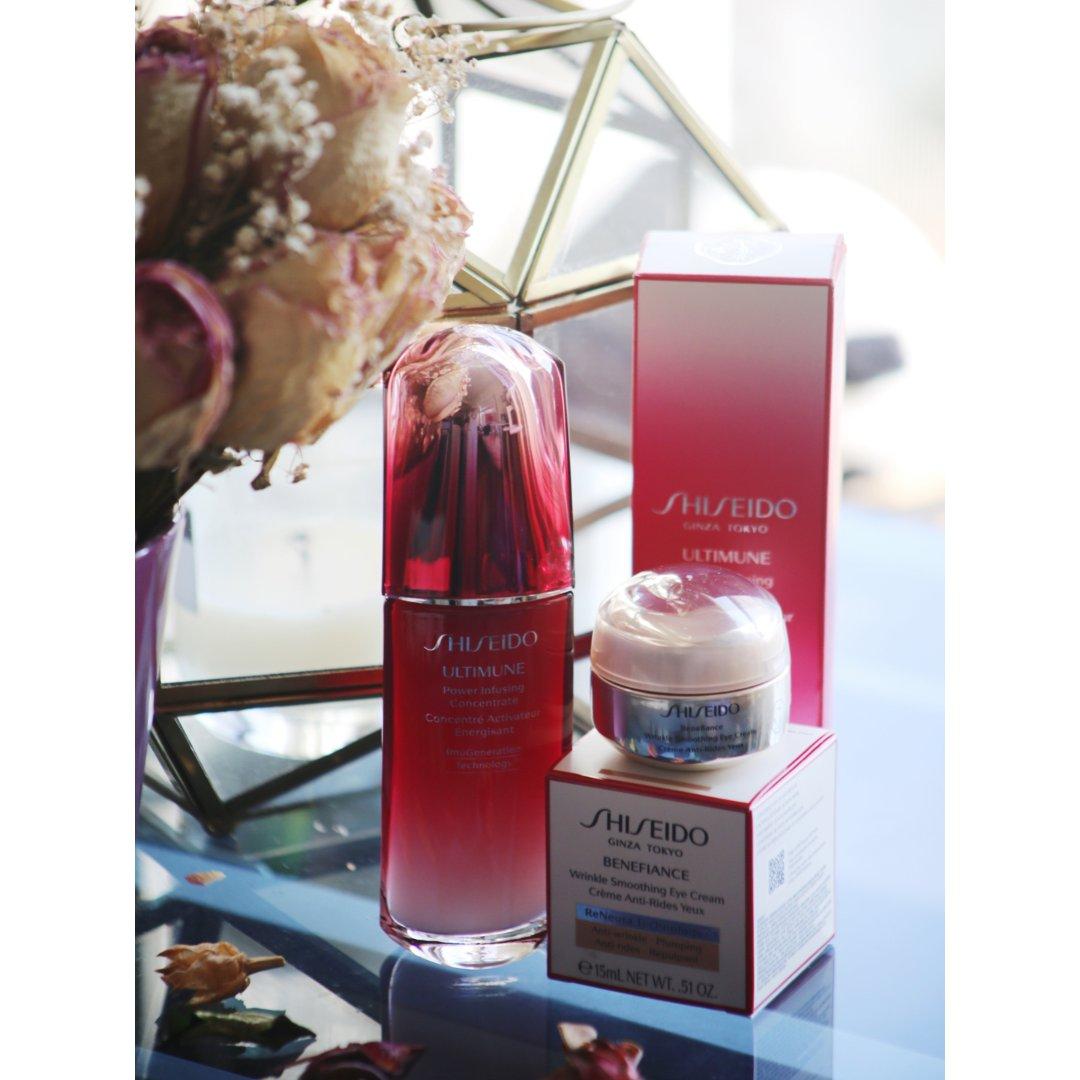丝芙兰晒货-Shiseido好用产品推荐