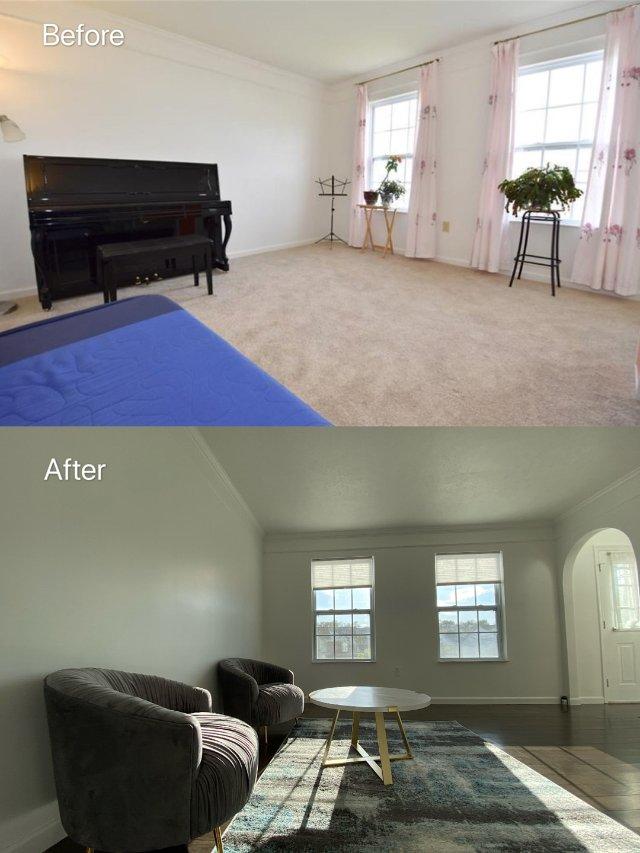【小客厅改造】温暖的角落