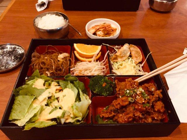 【我的城市有好店】之好吃的韩国便当🍱