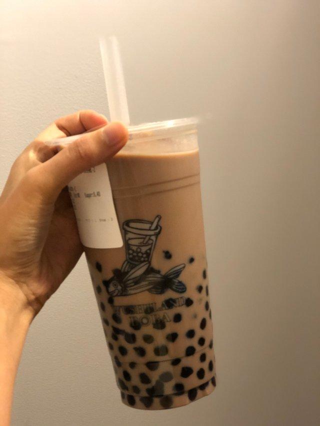 五十岚爆炸多珍珠奶茶