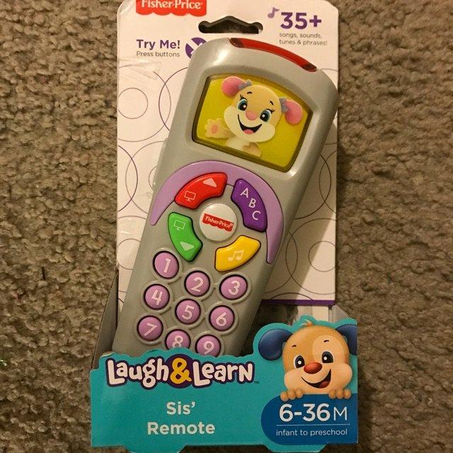 说说这个玩具电话,它是6-36个月...