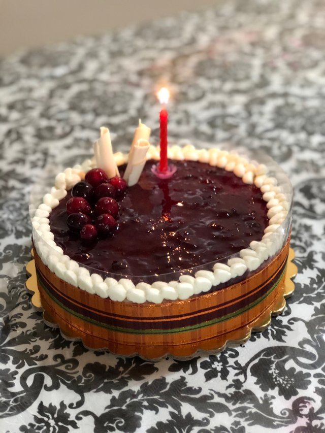 祝我生日快乐🎂