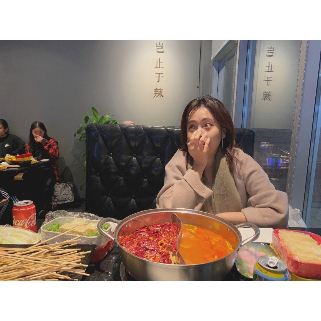 🔥冬天就是要吃串串火锅🍲暖身暖胃又暖心...