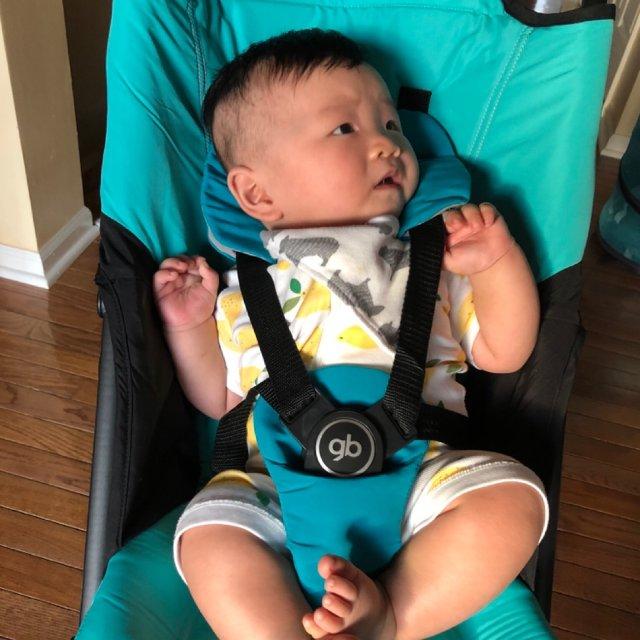 GB好孩子 | 史上最小的宝宝推车??
