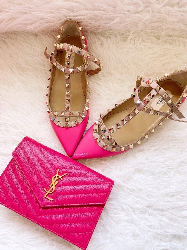 包鞋一个色——粉(1)💕