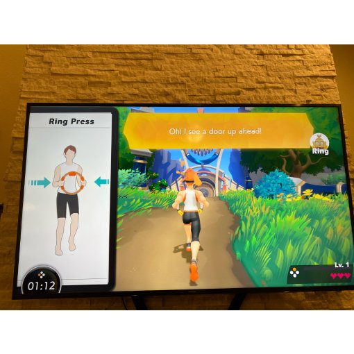 游戏运动两不误 让懒人也能开心迈开腿的黑科技