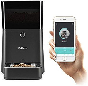 Amazon.com: Petnet SmartFeeder, Automatic Pet Feeder for Cats and Dogs, Works with Amazon Alexa: Amazon Launchpad