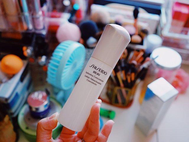 Shiseido Ibuki 精华水