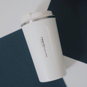 以前,我喝咖啡的杯子都是敞口的,平时在办公室里用用没什...