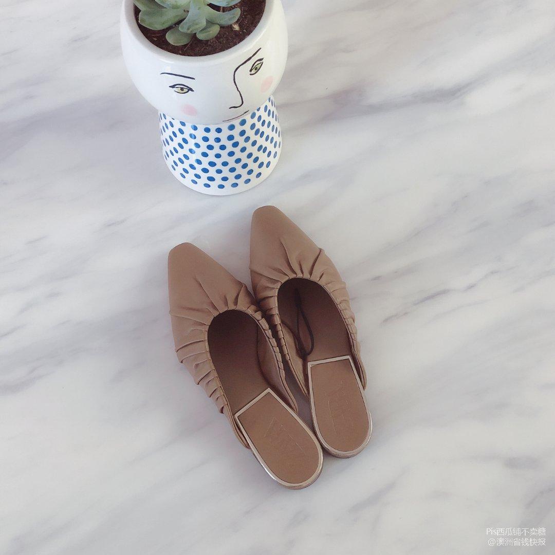 Zara年中打折 | 一双靠抢的鞋子