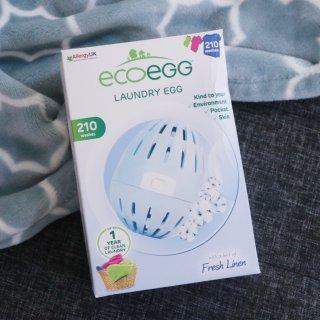 可以用上百次的EcoEgg魔力去污洗衣球,这是什么神奇宝贝?