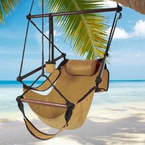 $26Hanging Hammock Chair - Tan