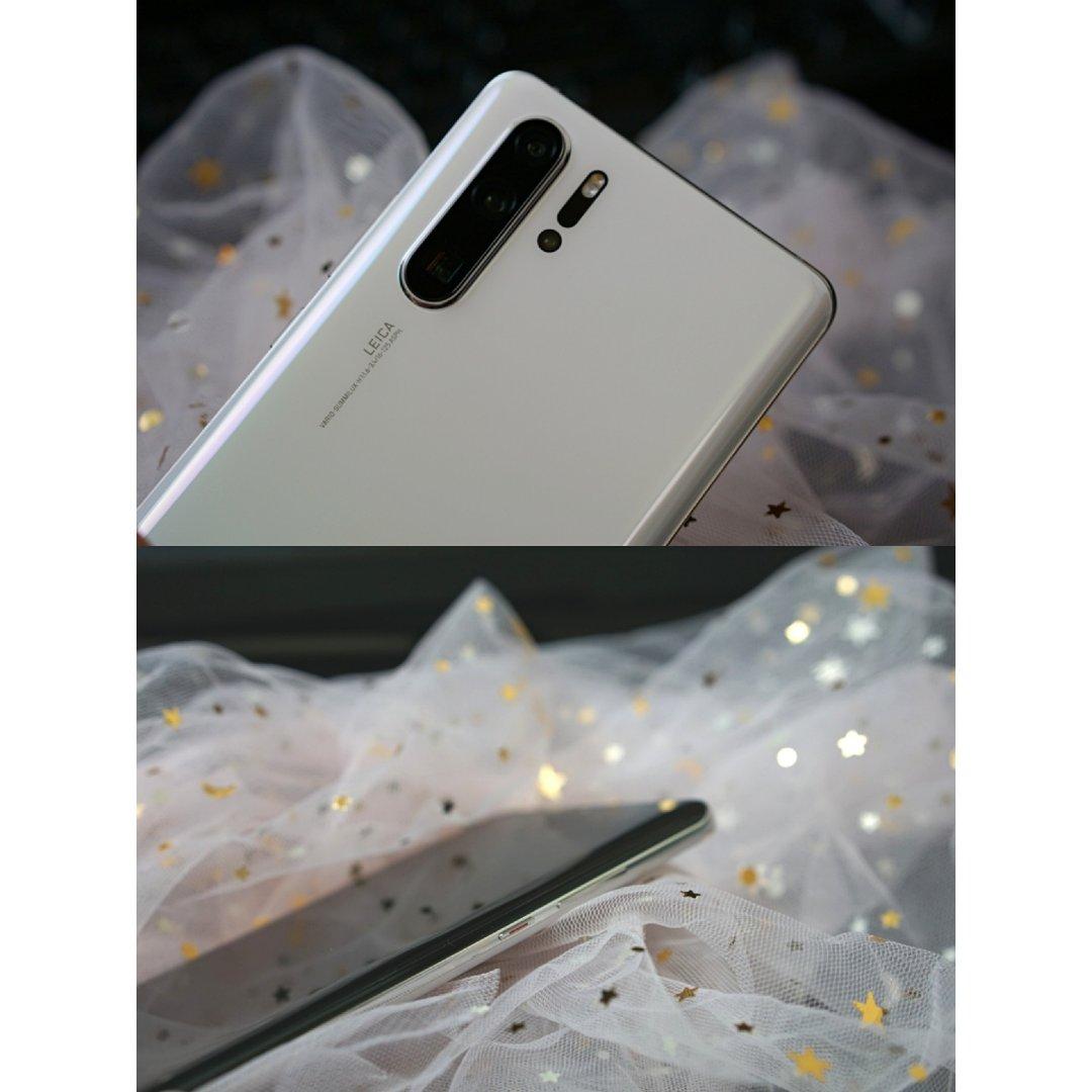 热腾腾的新手机😝 华为p30 pro~