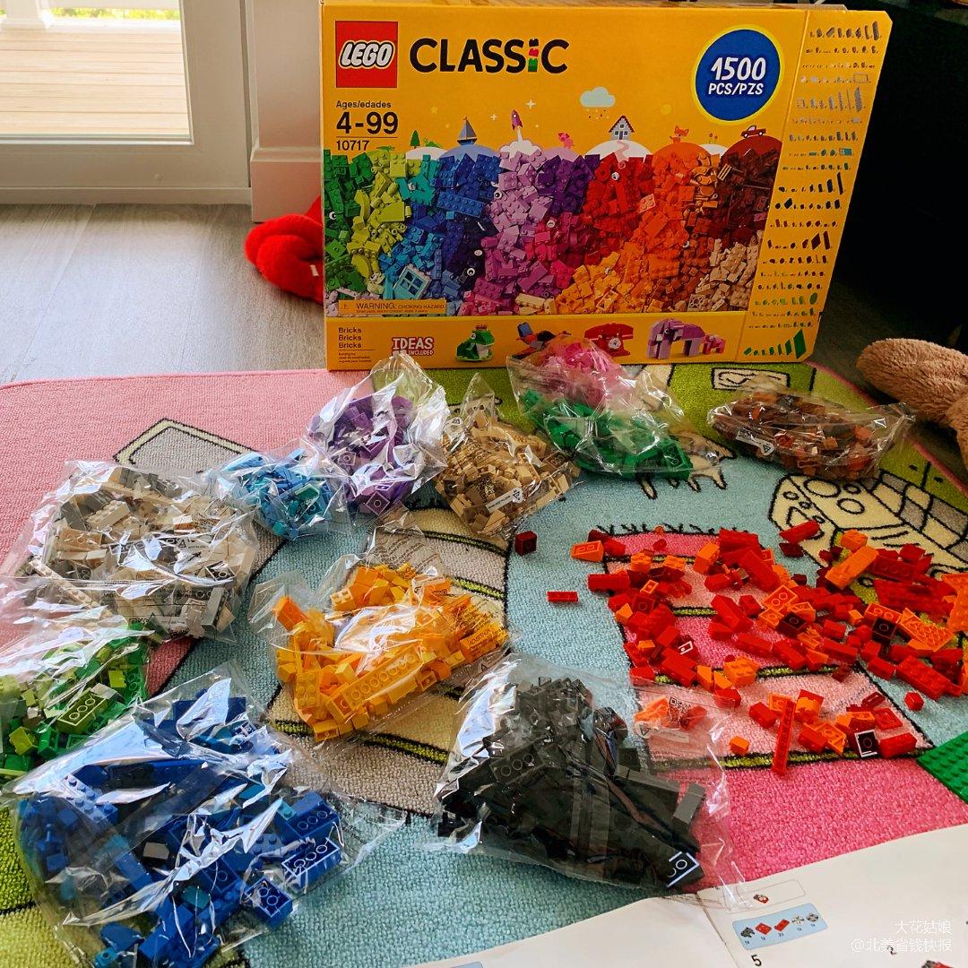 Costco买什么 当然是lego