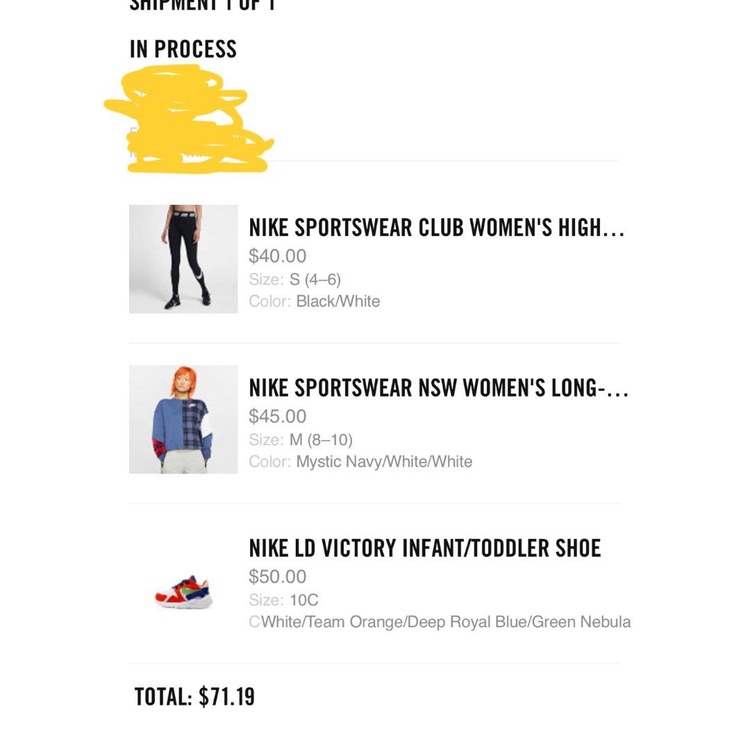黑五直播:Nike 走一波